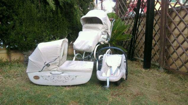 Imagen carrito de bebe