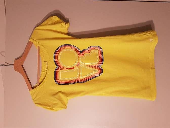 Imagen Camiseta Pepe Jeans Amarillo