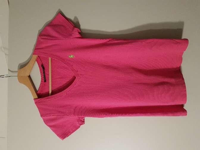 Imagen Camiseta Ralph Lauren rosa