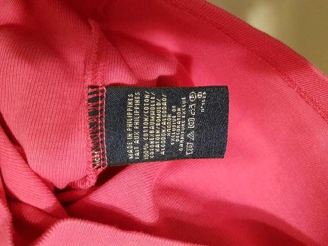 Imagen producto Camiseta Ralph Lauren rosa 2