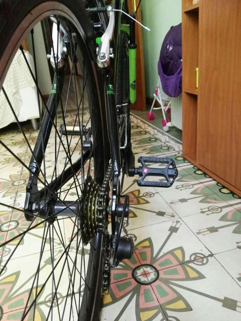 Imagen producto Bicicleta 21velocidades talla m 2