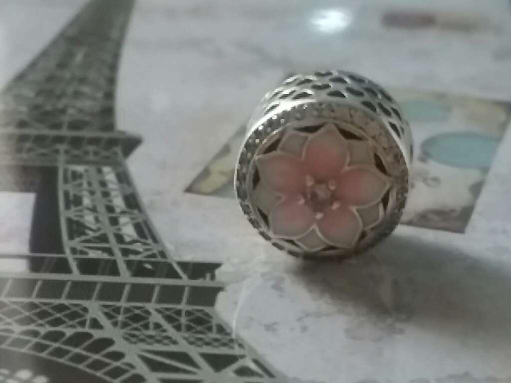 Imagen Charms (Flor de Rosa)