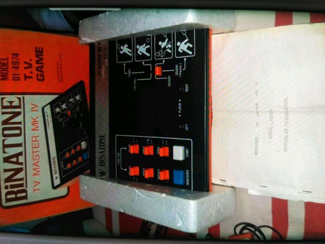 Imagen producto Consola Vintage Años 80 2