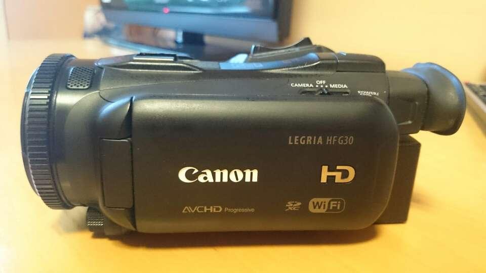 Imagen Canon HFG30