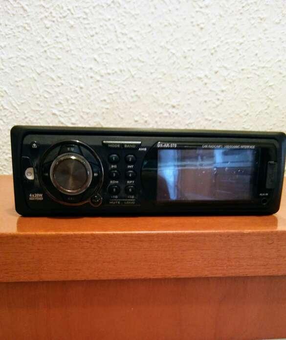 Imagen Radio Mp3 para coche