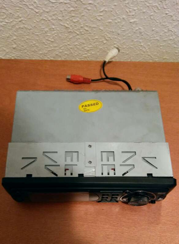 Imagen producto Radio Mp3 para coche  2