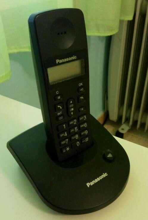 Imagen Teléfono inalámbrico dect Panasonic
