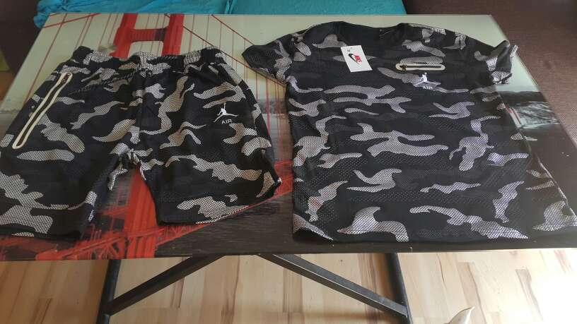 Imagen producto Conjunto Militar Nike  talla M 1