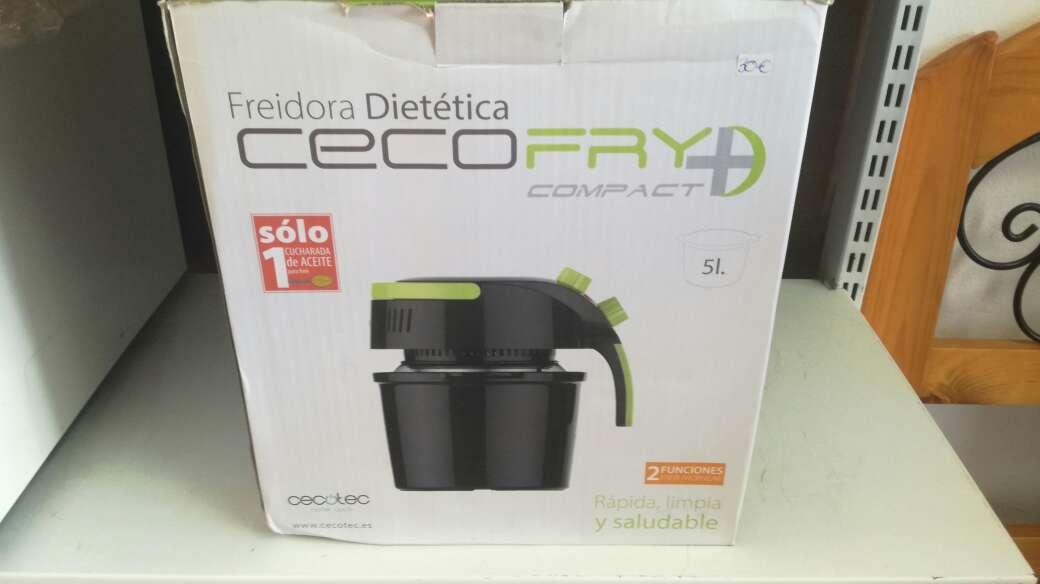 Imagen Freidora dietética cecofry 5 L