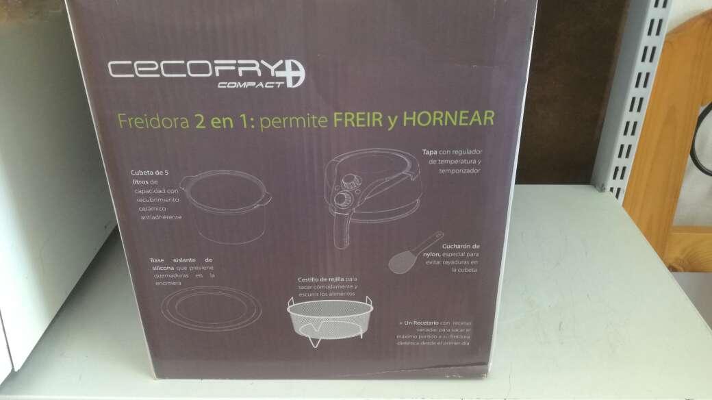 Imagen producto Freidora dietética cecofry 5 L 2