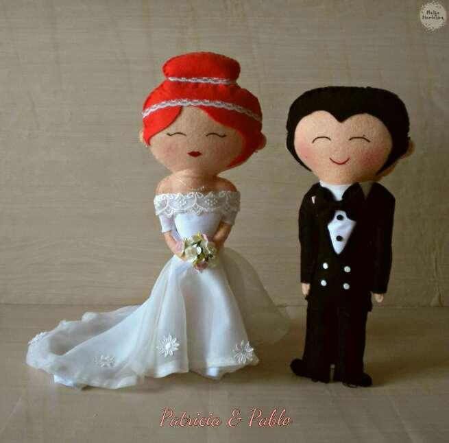 Imagen Muñecos para bodas
