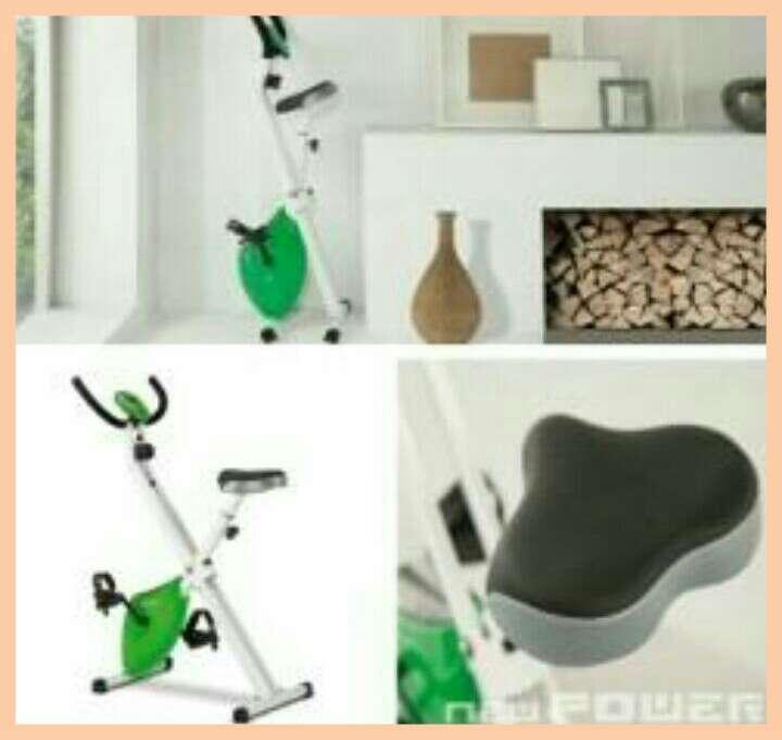 Imagen producto Nueva Bicicleta estática. 85€ 2