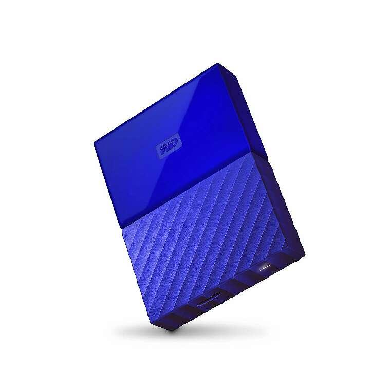 Imagen WD My Passport - Disco duro externo portátil de 4TB (2.5