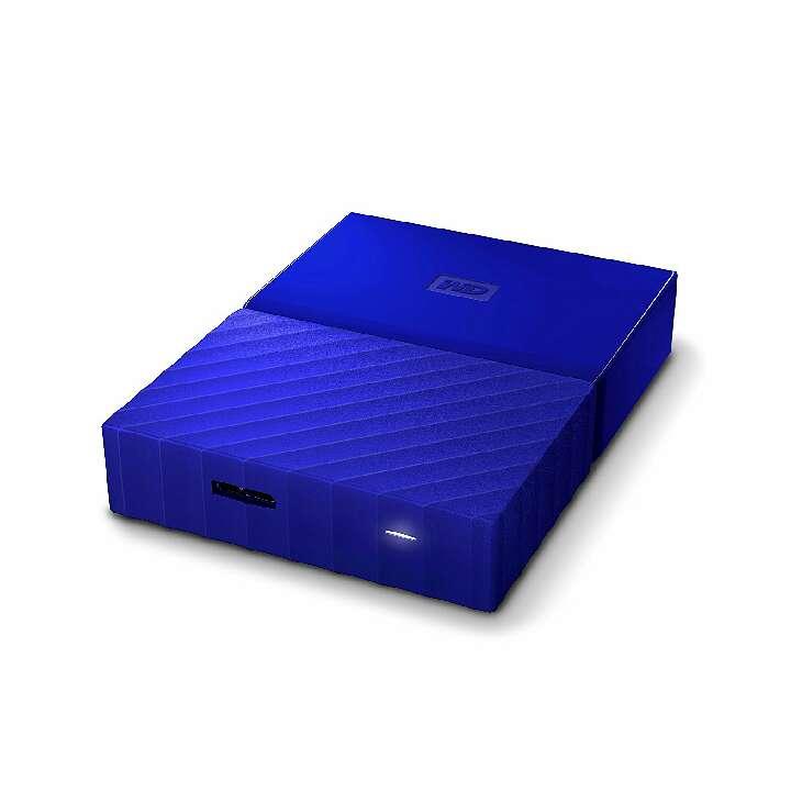 Imagen producto WD My Passport - Disco duro externo portátil de 4TB (2.5