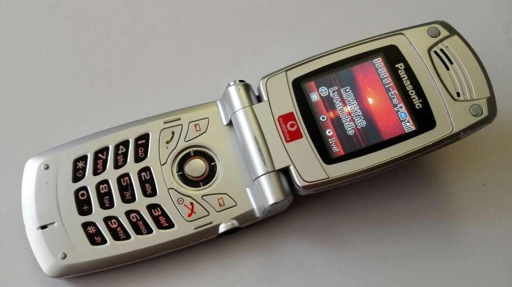 Imagen Panasonic x400 libre