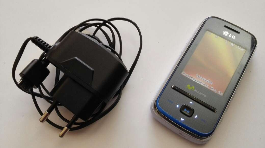 Imagen producto LG gm310 libre 2