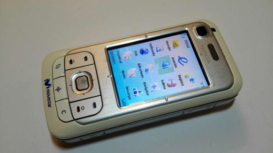 Imagen Nokia 6110 Navigator libre