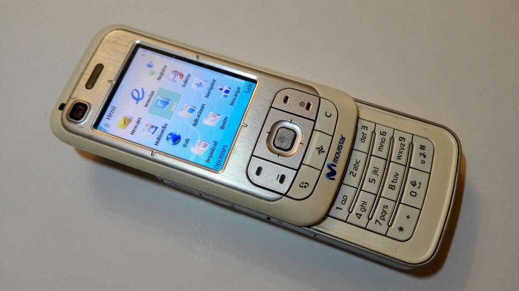 Imagen producto Nokia 6110 Navigator libre 2
