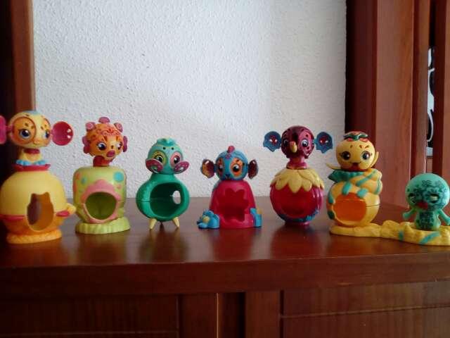 Imagen producto Muñecos bola 1