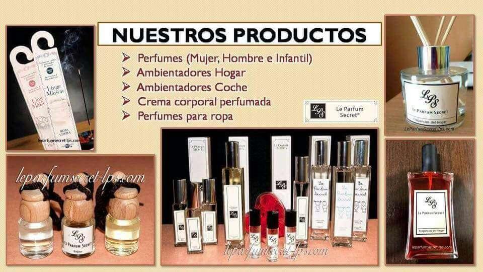 Imagen producto Perfumes mujer 2