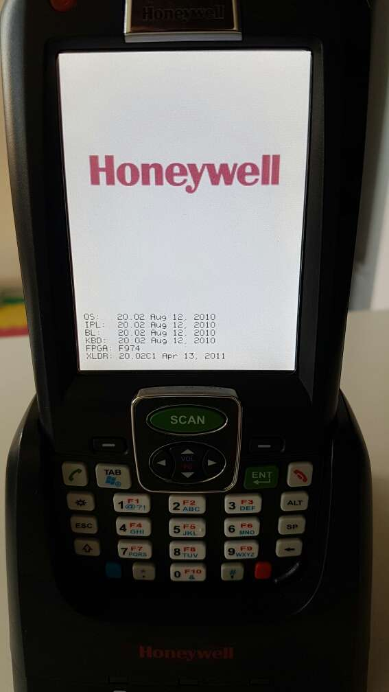 Imagen producto Honeywell dolphin 9700 3