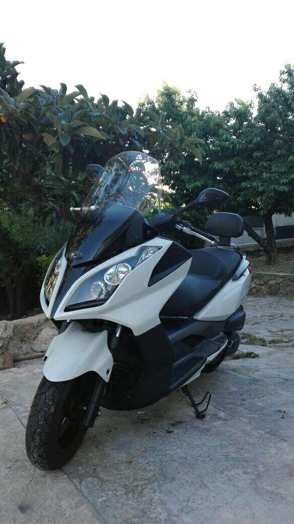 Imagen producto Moto kymco superdinc 125i 1