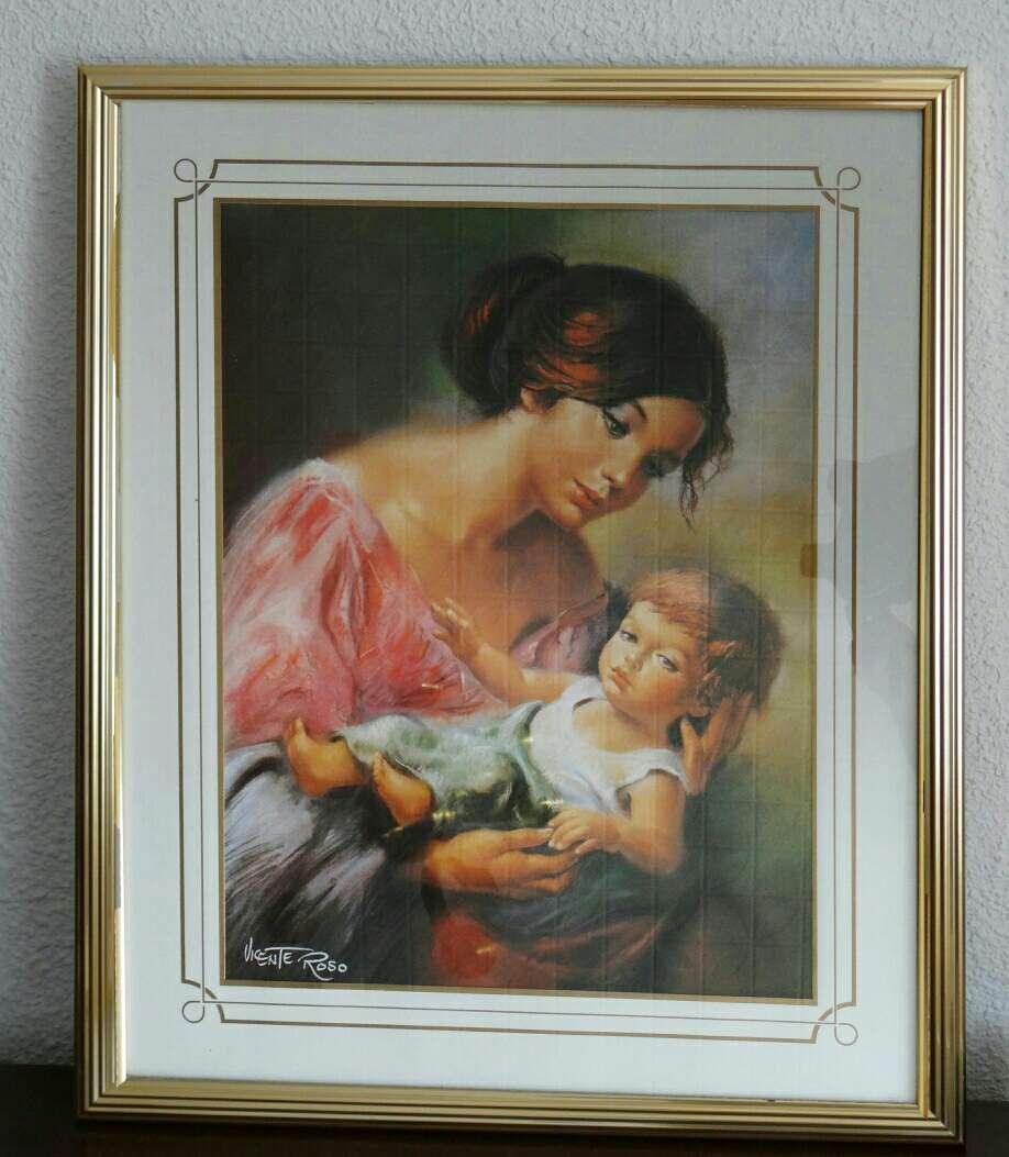 Imagen Cuadro Maternidad