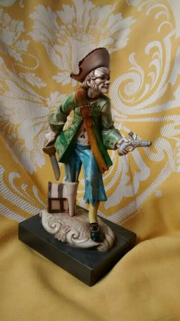 Imagen Figura italiana de pirata