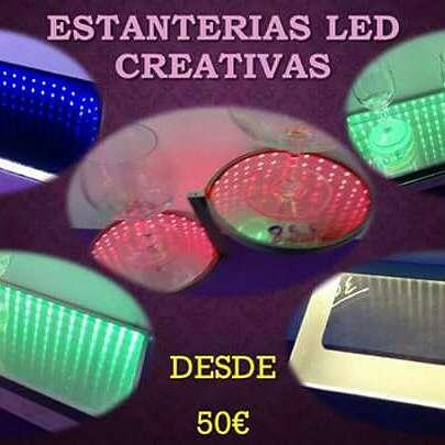 Imagen producto Estanterías led decorativas  4