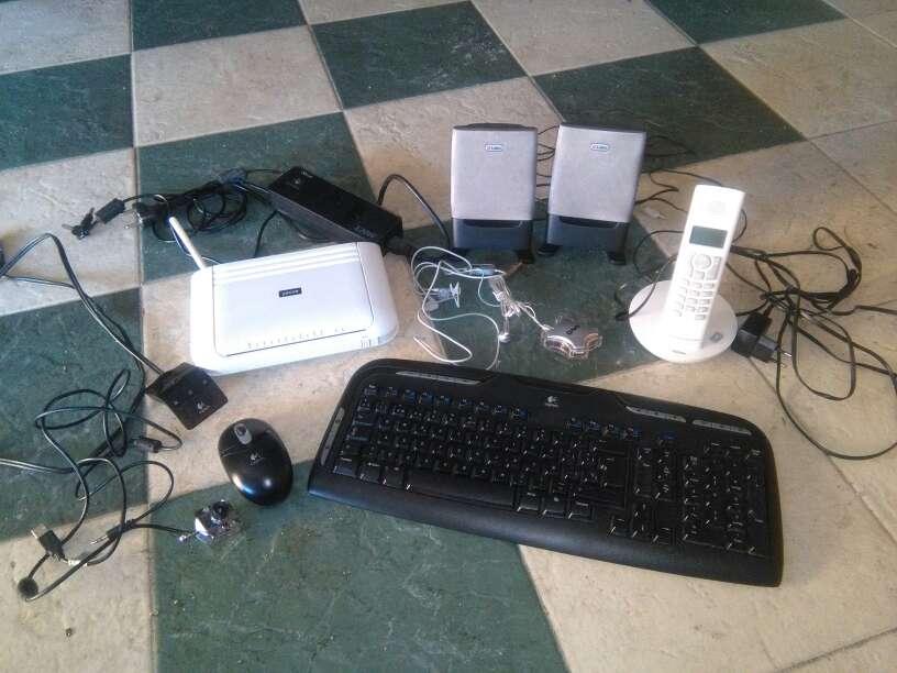 Imagen vendo varias cosas de ordenador!!!