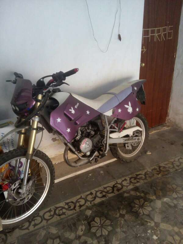 Imagen Moto Rieju RR 50