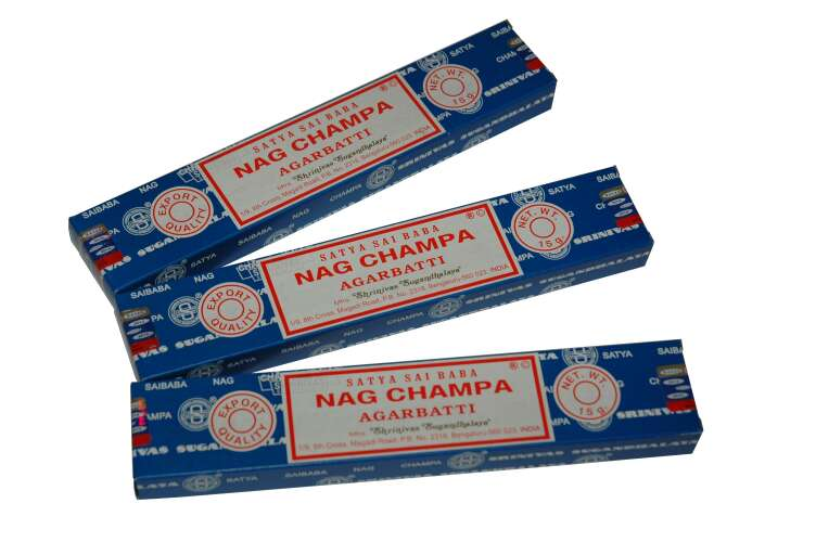 Imagen producto Caja de inciensos Nag Champa 3