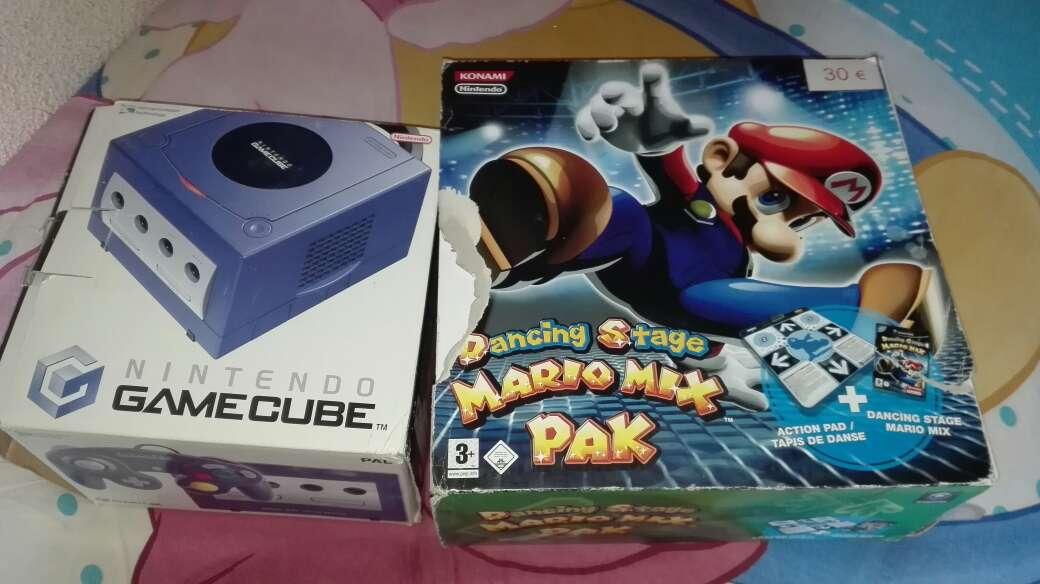 Imagen game cube nuevos
