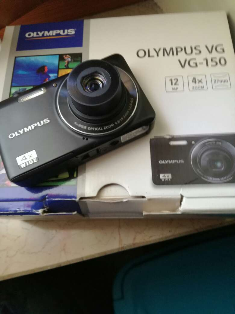 Imagen fotocamera digitale olympus vg 12 mega pixel