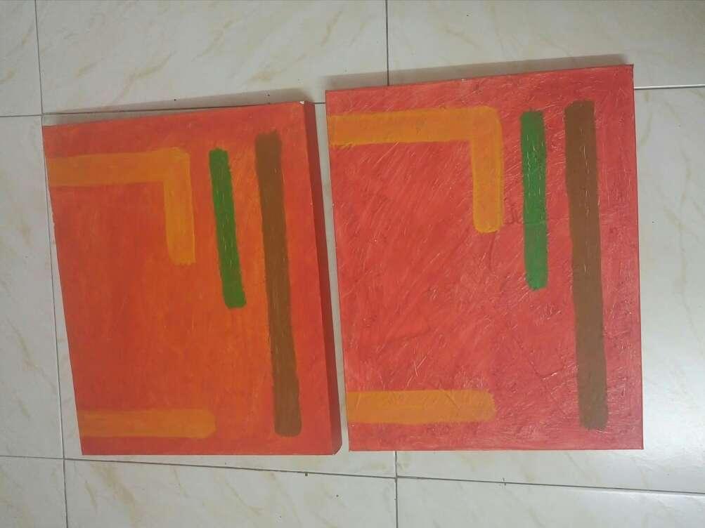 Imagen producto Cuadros para reciclar  1