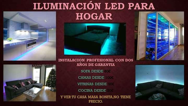 Imagen Iluminación led decorativa para el hogar