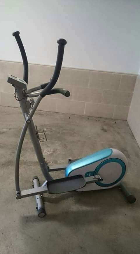 Imagen producto Bicicleta elíptica  1