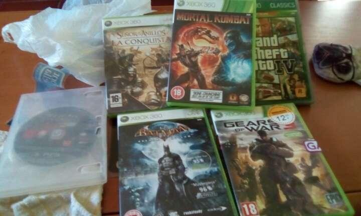 Imagen juegos de PS,Xbox....