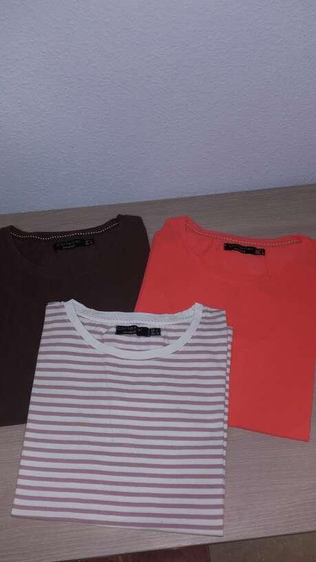Imagen producto Lote de camisetas de mujer CORTEFIEL. 2