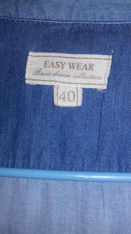 Imagen producto Camisa vaquera EASY WEAR 2