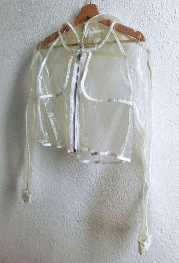 Imagen producto Chaqueta plastico transparente BS' 2