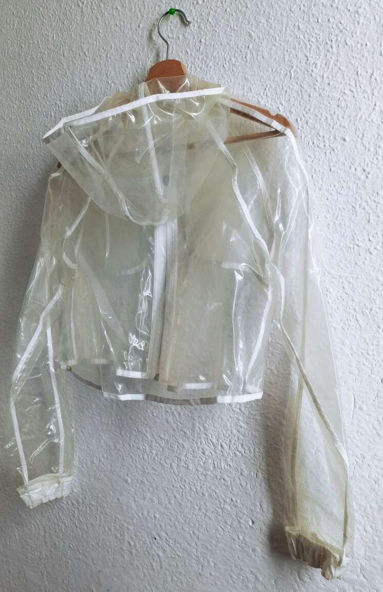 Imagen producto Chaqueta plastico transparente BS' 3