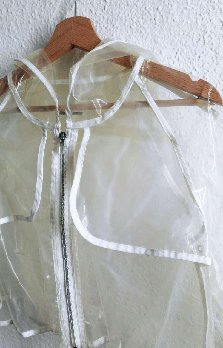 Imagen producto Chaqueta plastico transparente BS' 4