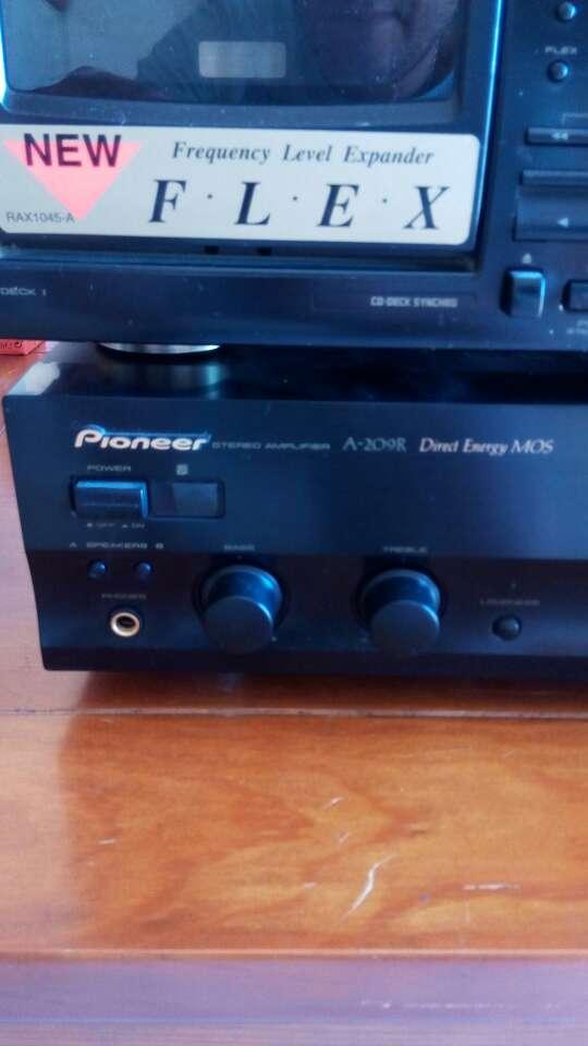 Imagen producto Amplificador Pioneer 2