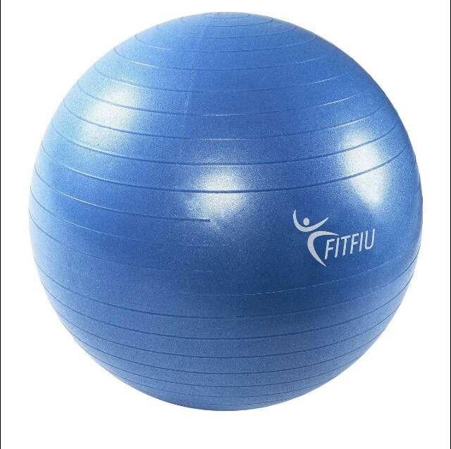 Imagen Balón yoga pilates fitness 65cm