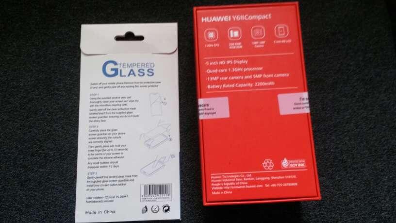 Imagen producto Movil Huawei Y611 Compact nuevo sin abrir 3