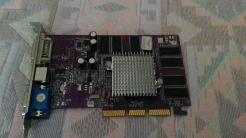 Imagen Tarjeta Grafica Nvidia Geforce 4 MX440 128 MB