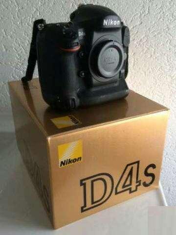 Imagen Nikon d4s en parfaite état
