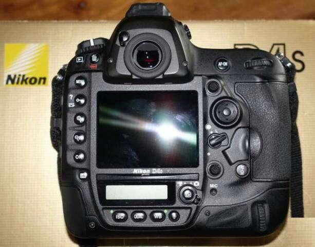 Imagen producto Nikon d4s en parfaite état 2