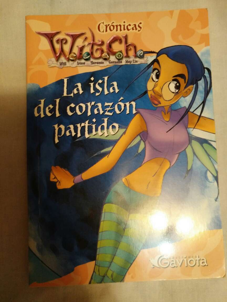 Imagen Crónicas Witch